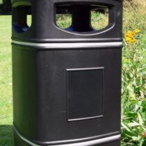 Outdoors Recycling & Litter Bins